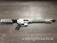 RRA AR 9MM  CERAKOTE  H-242 Hidden White und H-146 Graphite Black