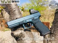 "Glock 17 Cerakote Clearkote MC-161 , Gun Candy ""KRAKEN"""