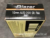 CCI Blazer 10mm Auto 200gr FMJ 50Stk