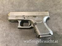 Glock 26Gen4 9x19 mit Trijicon HD Night sights