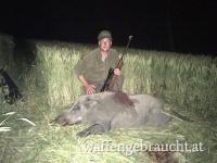 Jagdwochenend in Ungarn