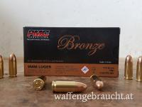 PMC 9mm Luger FMJ 115grs. 7,5g