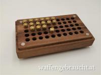 Munitionsboxen | Patronenboxen aus edlen Holzarten