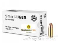 Geco 9mm Para White Box 115gr. JETZT WIEDER VERFÜGBAR