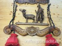Holzluster für die Jagdstub´n oder Almhütte