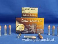 S&B .22 Long Rifle, HV