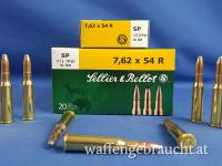 Sellier&Bellot 7,62x54R SP 11,7g 180 grs.