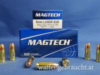 Magtech 9mm Luger Subsonic 9,52g/147grs.
