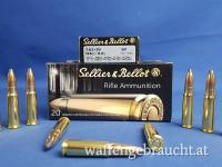 Sellier&Bellot 7,62x39 SP 124grs. 8,0g