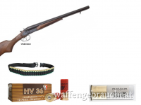 SHOOTINGSTORE HOME DEFENSE SET BAIKAL IZH 43 KH HAHNFLINTE 12/70
