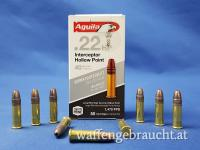 Aguila Interceptor HP .22lr Ammunition 40grs Hollow Point