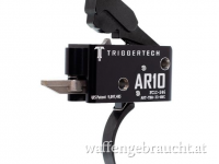 Triggertech Adaptable AR10 Primary Curved Black