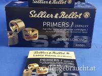 Sellier&Bellot Zündhütchen Large Pistol ( 5,3 Boxer )