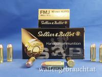 Sellier & Bellot 10 mm Auto Vollmantel 11,7g/180grs.