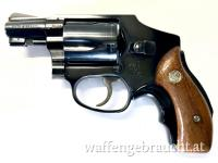 "Smith & Wesson Model 40 ""The Centennial"" neuwertig!"
