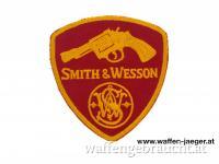 Original Aufnäher Smith & Wesson