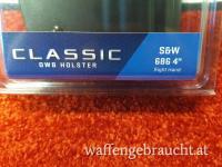 """Blade Tech Kydex Holster für Smith&Wesson Revolver S&W 686 4"""" Lauflänge"""
