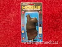HOGUE S&W K or L Frame Round Butt Rubber Conversion Monogrip Black