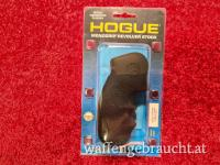 Hogue S&W K or L Frame Round Butt Rubber Monogrip Black