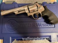 "Smith and Wesson S&W Mod. 629-6 6"" .44 Magnum STS Stainless Steel"