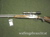 Ferlacher Bockbüchsflinte Kal. 6,5x57R - 16/70