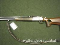 Blaser Bockbüchsflinte mit Lochschaft Kal. 6,5x57R - 20/76