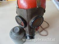 Alte Gasmaske - siehe Bilder