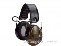Peltor Sport Tac Oliv aktiver Gehörschutz