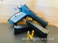 CZ 75 Tactical Sports 2 Entry 9x19