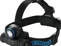 Walther HL11 Stirnlampe 205 Lumen